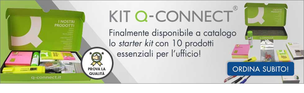 Starter Kit QConnect: prova la qualità!